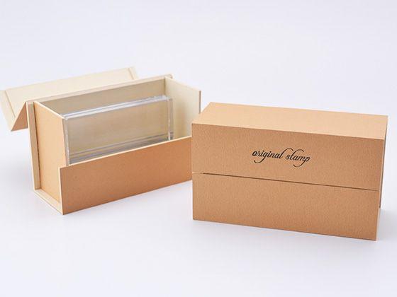 ゴム印収納簡易ケース GB10